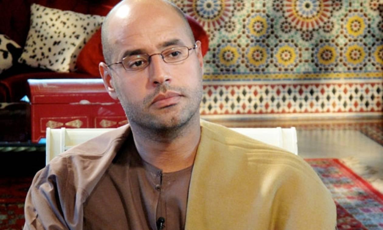 Λιβύη: Ελεύθερος ο γιος του Καντάφι Σαΐφ αλ-Ισλάμ