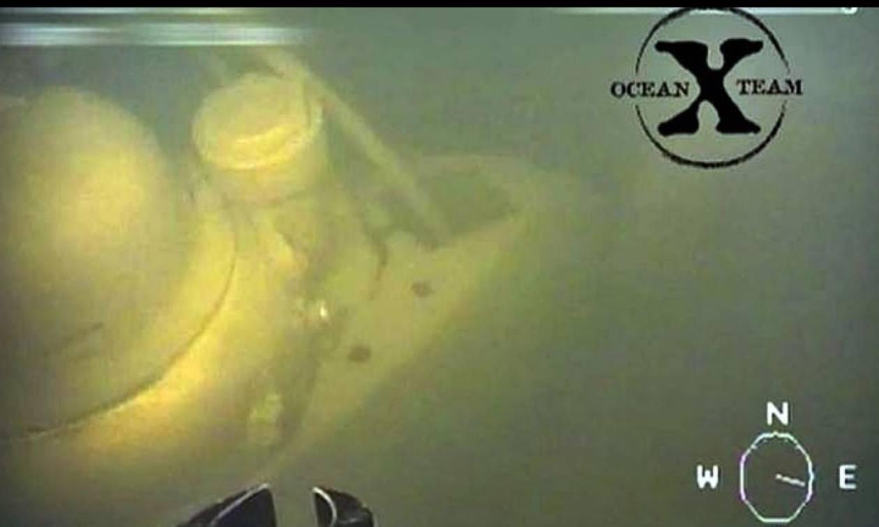 Σουηδία: Εντοπίστηκε ρωσικό υποβρύχιο που βυθίστηκε το 1916