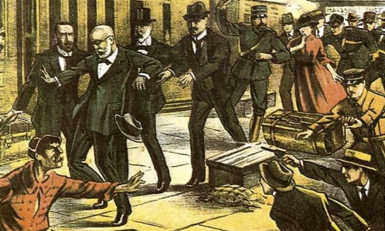 Σαν σήμερα το 1920 η δολοφονική απόπειρα κατά του Ελ. Βενιζέλου
