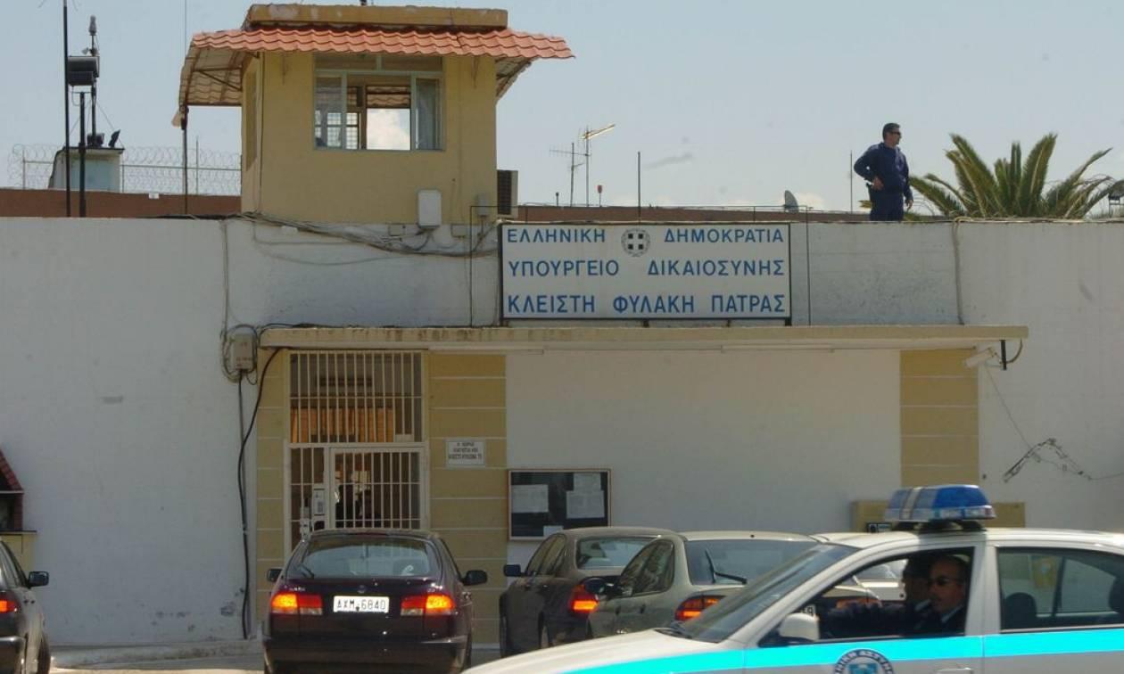 Πάτρα: Στο νοσοκομείο τρεις κρατούμενοι έπειτα από χρήση ναρκωτικών