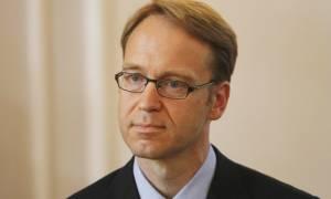 Βάιντμαν: Υψηλότερος κίνδυνος απωλειών για αγοραστές ομολόγων από χώρες που τελούν υπό κρίση