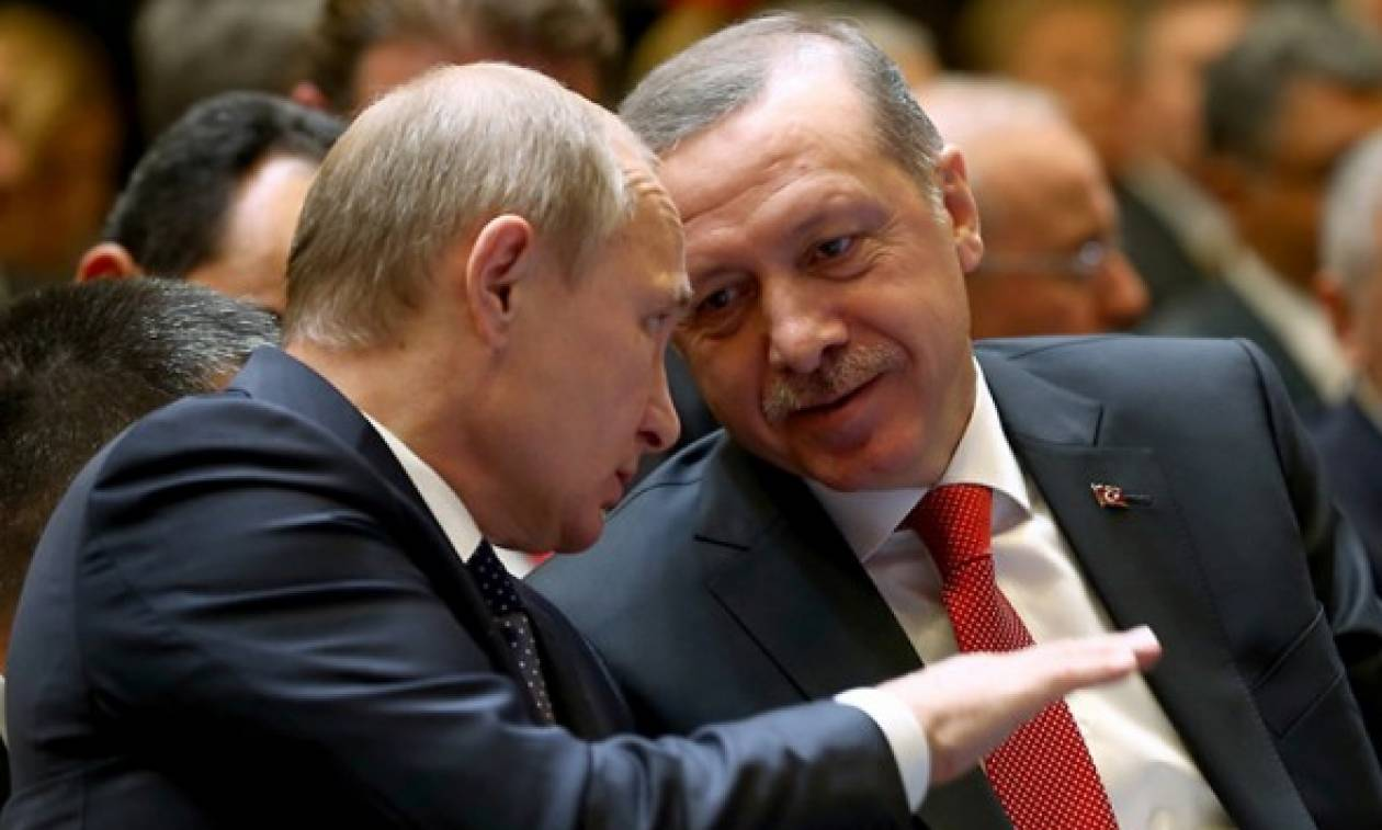 Πούτιν σε Ερντογάν: «Δεν θα ξέρεις που να κρυφτείς»