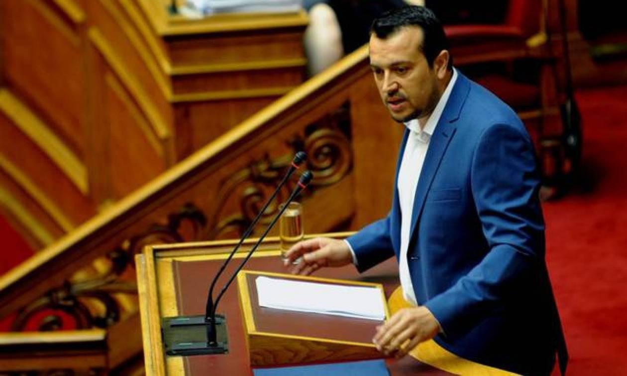 Ηχηρό μήνυμα Παππά: Ο ΣΥΡΙΖΑ δεν επιτρέπει σε κανέναν να είναι «κόμμα μέσα στο κόμμα»