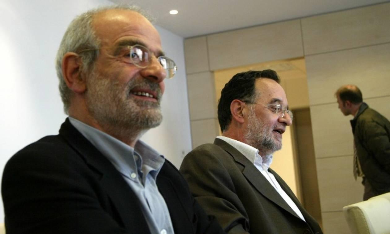 Λαφαζάνης και Αλαβάνος ετοιμάζουν το «κόμμα του εθνικού νομίσματος»