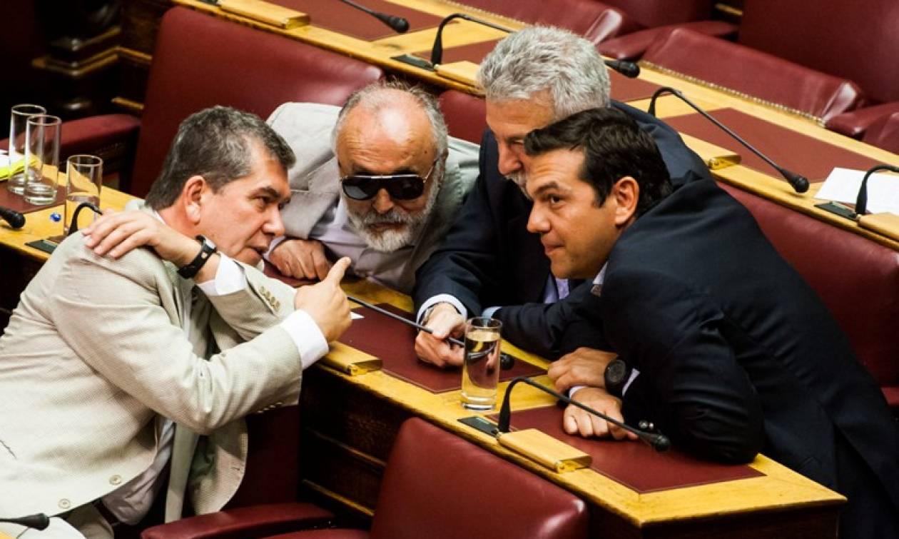 Εκλογές 2015: Εκτός λίστας ΣΥΡΙΖΑ ο Αλέξης Μητρόπουλος