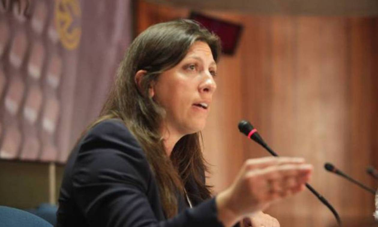 Parliament head Konstantopoulou says will collaborate with Popular Unity in elections