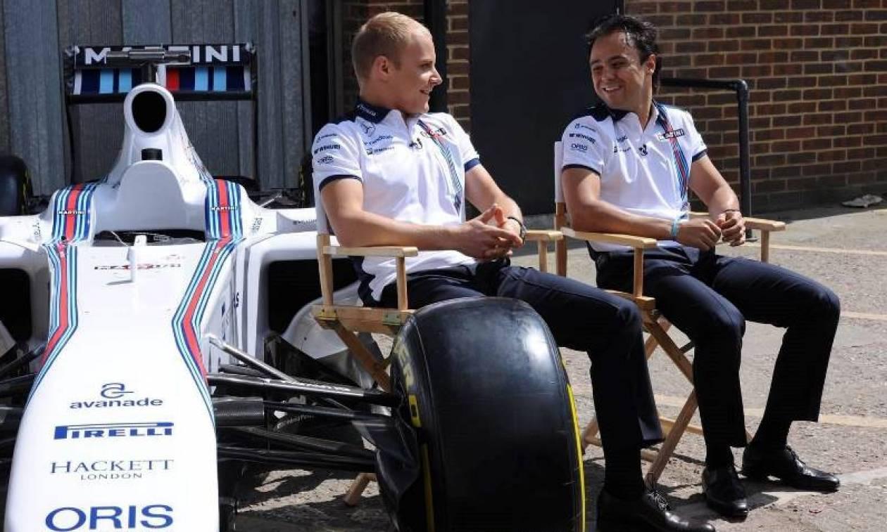 F1: Η Williams κρατά τους οδηγούς της και ο Hulkenberg μένει στην Force India
