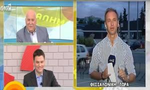 Eπέστρεψε ο Παπαδάκης και ο ιστορικός τίτλος «Καλημέρα Ελλάδα» - Δείτε τι αποκάλυψε ο δημοσιογράφος