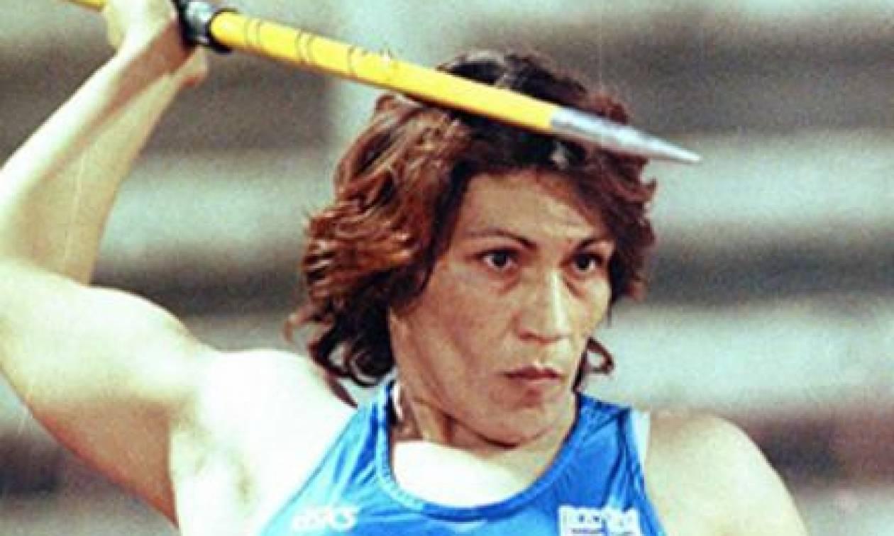 Σαν σήμερα το 1982 η Άννα Βερούλη κατακτά την πρώτη θέση στους Πανευρωπαϊκούς Αγώνες Στίβου