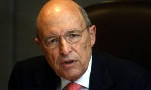 Σημίτης: Το Grexit μάς περιμένει στη γωνία - Απαιτείται κανονική κυβέρνηση με ικανά πρόσωπα