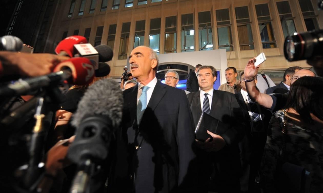 Εκλογές 2015 – Μεϊμαράκης: Αν κερδίσει η ΝΔ, θα πάω πρώτα στον Τσίπρα για συνεργασία