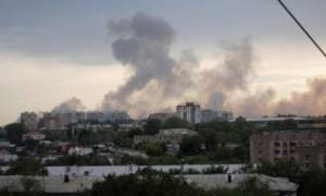 Ισχυρή έκρηξη σε αποθήκη πυρομαχικών στην Τουρκία