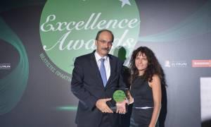 Η Μαρινόπουλος Α.Ε. απέσπασε 5 βραβεία συνολικά, σε δύο σημαντικούς θεσμούς, στην Ελλάδα