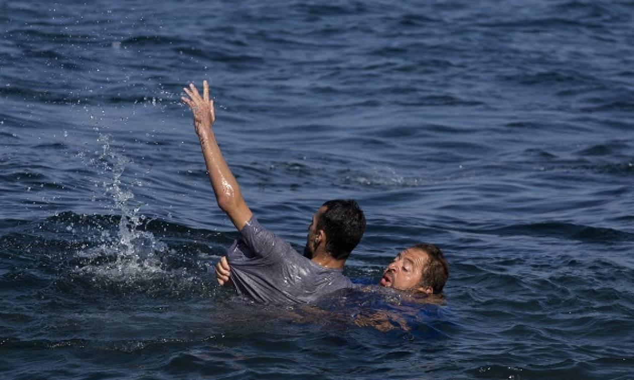 Ανήλικα παιδιά αγνοούμενα σε νέο ναυάγιο στη Λέσβο