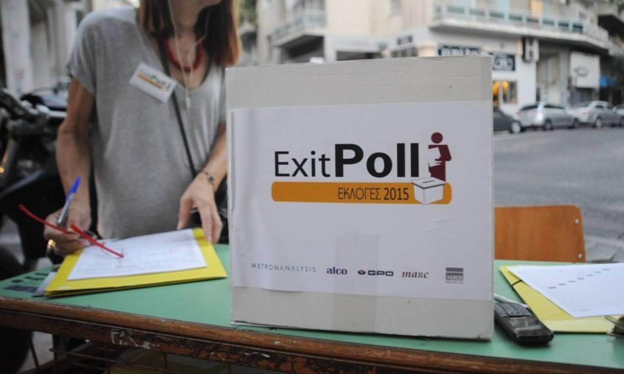 Exit Polls: Εκπλήξεις και ανατροπές από το πρώτο κύμα των μετρήσεων έξω από τα εκλογικά κέντρα