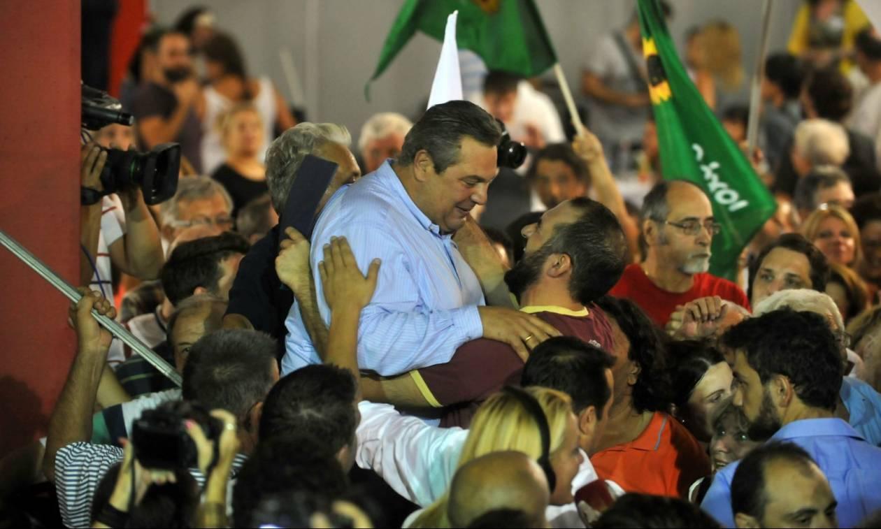Αποτελέσματα εκλογών 2015: Η πραγματική Νέα Δημοκρατία του αύριο, θα είναι οι Ανεξάρτητοι Έλληνες