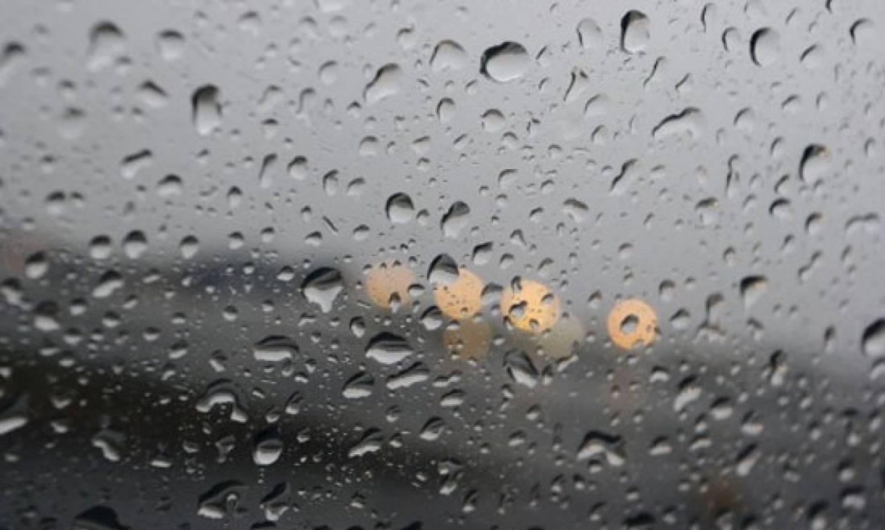Ισχυρή βροχόπτωση στην Αττική