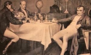 Καλοπερνούσε στην εξορία ο Ναπολέοντας: Δείτε τι έτρωγε και πόσο έπινε!