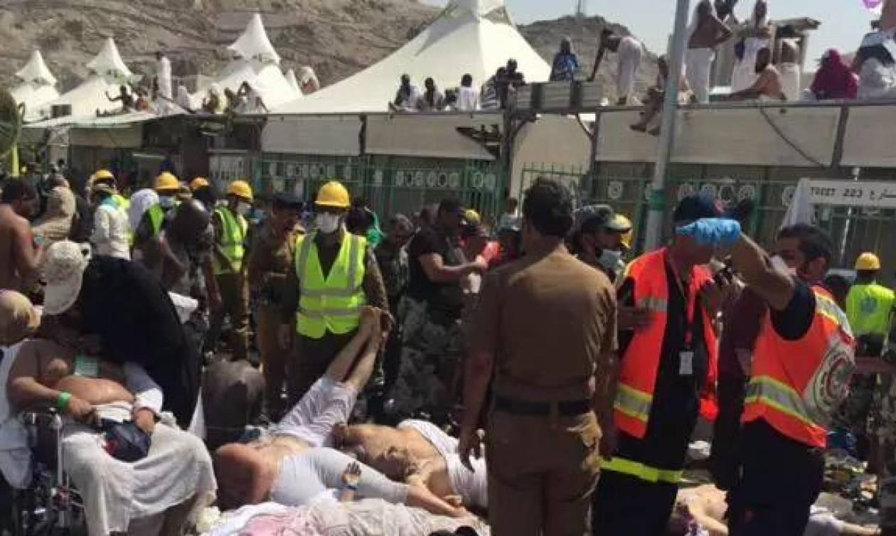 Μέκκα: 717 νεκροί και εκατοντάδες τραυματίες - Ποδοπατήθηκαν στο δρόμο για το τέμενος