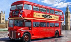 «Στέγη» στα λεωφορεία βρίσκουν οι άστεγοι του Λονδίνου