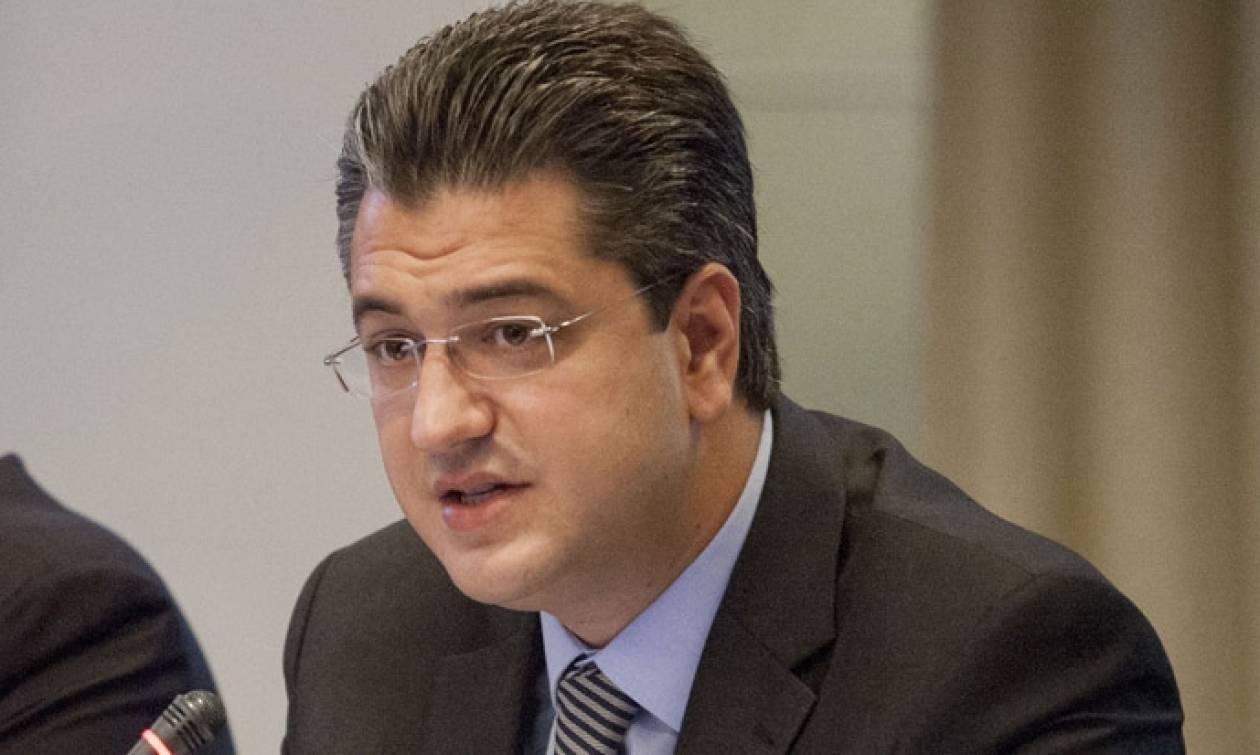 ΝΔ: Κοντά στην ανακοίνωση υποψηφιότητας ο Απ. Τζιτζικώστας