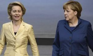 Ύποπτη για... λογοκλοπή η Γερμανίδα υπουργός Άμυνας και στενή συνεργάτιδα της Μέρκελ