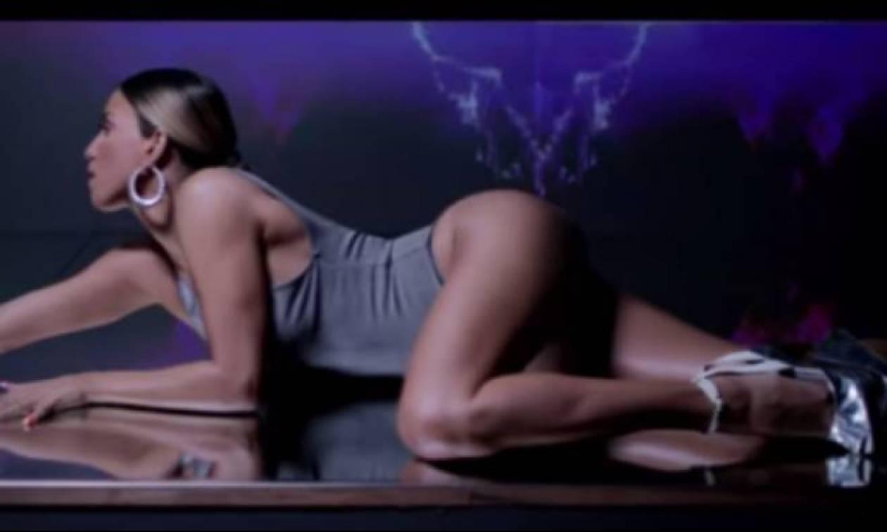 Πάρτε υπογλώσσια και... δείτε την Στικούδη στο νέο της video clip!