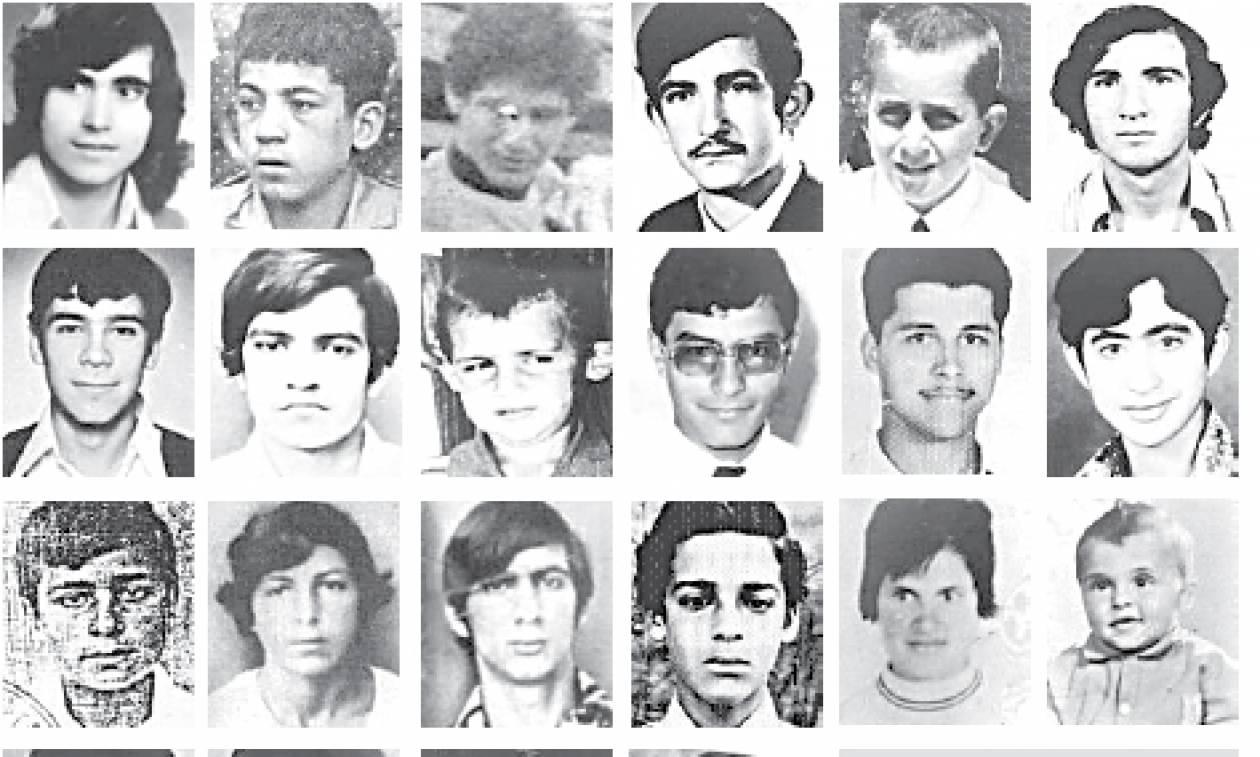 Αυτοί είναι οι 23 ανήλικοι της εισβολής στην Κύπρο-Μερικοί παραμένουν αγνοούμενοι