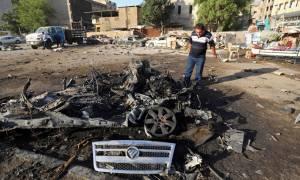 Αιματηρές επιθέσεις του Ισλαμικού Κράτους με παγιδευμένα οχήματα στο Ιράκ