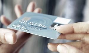 Αύξηση των πληρωμών με πιστωτικές κάρτες