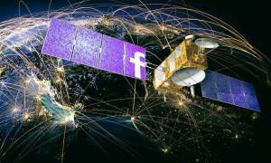 Το Facebook στέλνει δορυφόρο στο διάστημα και μαζί ίντερνετ σε κάθε γωνιά του πλανήτη