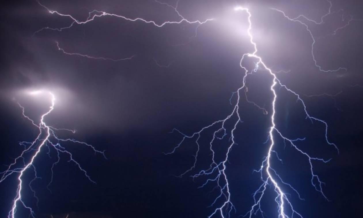 Καιρός: Έρχονται ισχυρές βροχές και καταιγίδες - Πού θα «χτυπήσει» η κακοκαιρία
