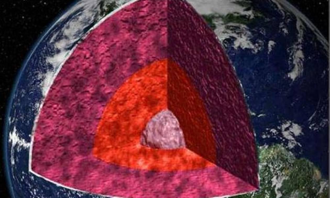 Η καρδιά της Γης μεγαλώνει αλλά γιατί;