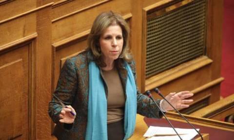 Χριστοφιλοπούλου: «Όχι» σε αποσπασματικές και εμβαλωματικές ρυθμίσεις στ