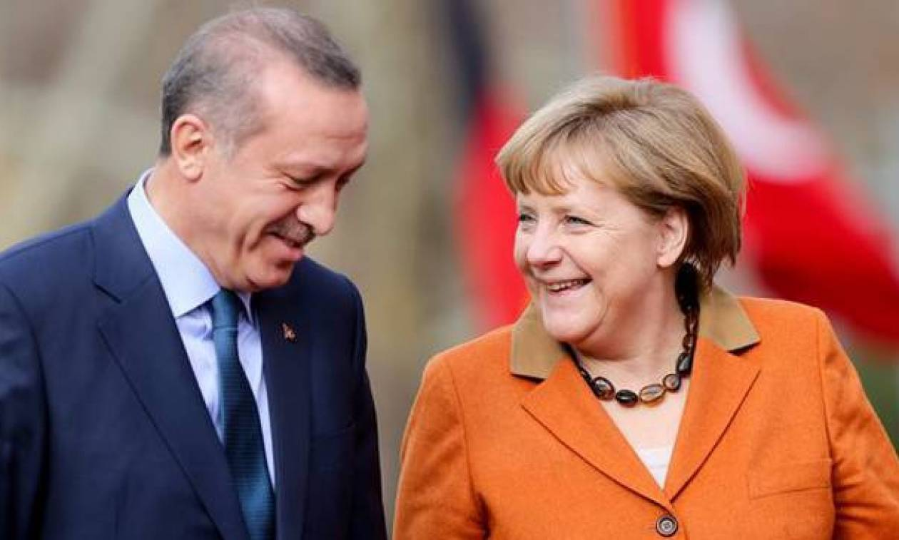 Με τις ευλογίες των Γερμανών οι Τούρκοι στο Αιγαίο