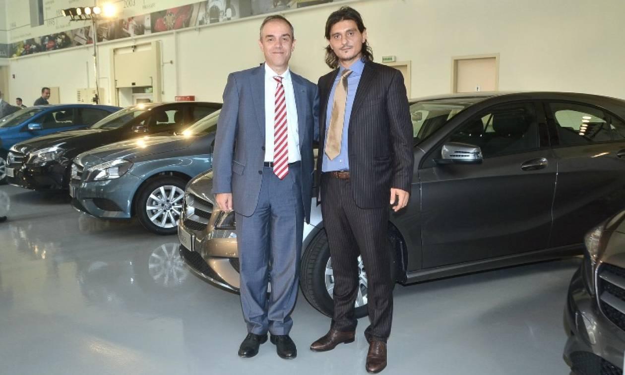 Mercedes-Benz Ελλάς: Παράδοση αυτοκινήτων στη ΒΙΑΝΕΞ (Photos)