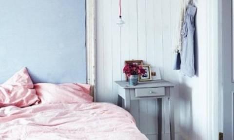 4+ 2 ιδέες για να μετατρέψεις την κρεβατοκάμαρά σου στο πιο chic μέρος του σπιτιού