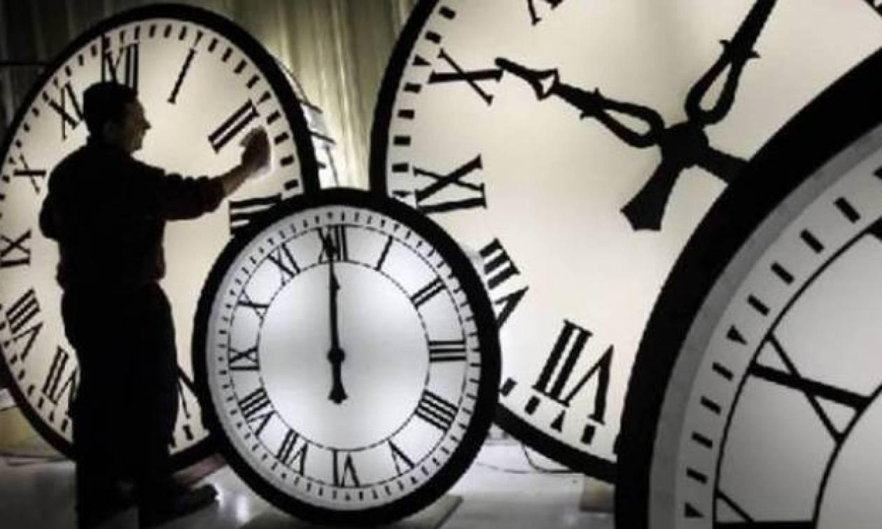 Χειμερινή ώρα 2015: Δείτε πότε γυρίζουμε τα ρολόγια μας μία ώρα πίσω
