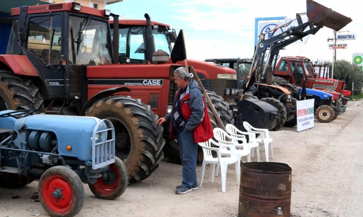 Παραμένουν στην Κουλούρα οι αγρότες