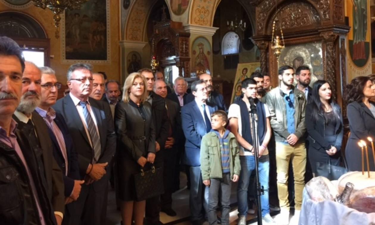 Στο πλευρό των πολύτεκνων ο Ν. Νικολόπουλος:  Συνεχίζουμε τον αγώνα