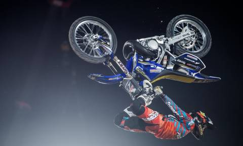 Red Bull X-Fighters Abu Dhabi: Νικητής ο Clinton Moore