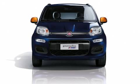 Fiat: Νέα έκδοση Panda K-Way