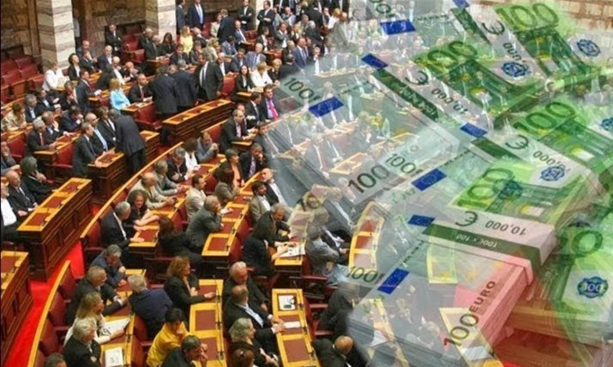 Απίστευτη πρόκληση: ΠΑΣΟΚ και ΝΔ έβαλαν στο αρχείο τη δικογραφία με τα δάνεια των κομμάτων!