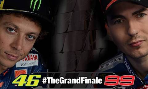 MotoGP Grand Prix Βαλένθια: Οι τίτλοι τέλους του 2015 (photos)