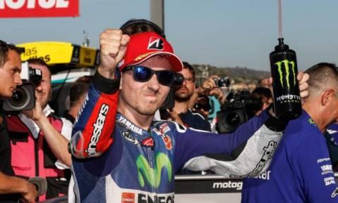 MotoGP Grand Prix Βαλένθια: Ο Lorenzo στην pole position