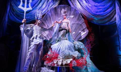 Ιανουάριος 2016: Αρχίζει το Καρναβάλι της Βενετίας και φέτος είναι kinky (video)
