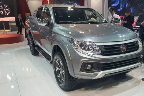 Fiat: Fullback είναι το νέο pick-up ελαφρύ φορτηγό