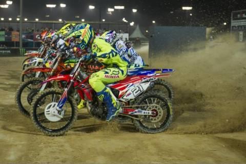 MXGP Γαλλία: Όλα έτοιμα για το Supercross στο Bercy 2015