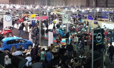 Έκθεση Αυτοκινήτου: Εγκαίνια για την ΑΥΤΟΚΙΝΗΣΗ FISIKON 2015
