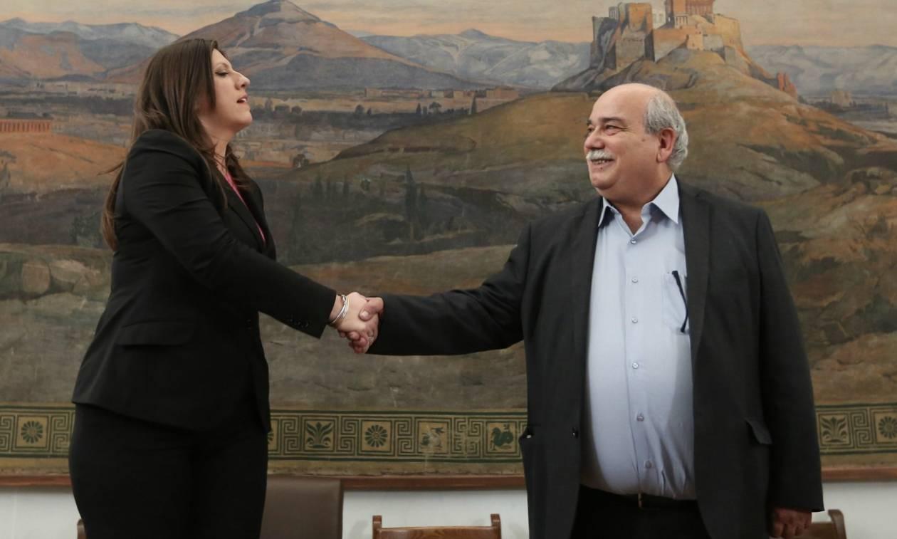 Κωνσταντοπούλου: Ντροπή η κατάργηση της Επιτροπής Αλήθειας για το Χρέος